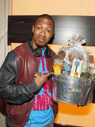 fathers day gift basket nick cannon shops for at sugar factory in las vegas