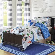 Blue And Gray Bedding Better Homes And Gardens Kids Knight Grey Bedding Comforter Set