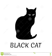 black cat halloween wallpaper image gallery of black cat vector wallpaper