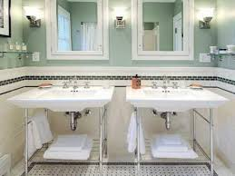 impressive decorate black and white bathroom decorating design