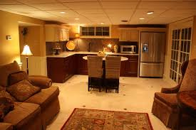basement kitchen traditional basement philadelphia by rta