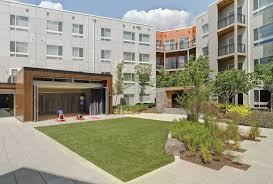 casa grande apartments rent courtyard practice yoga in the