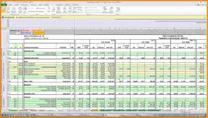 Excel Cost Analysis Template by 11 Excel Estimate Template Resume Reference