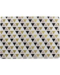 Black White Area Rug Deal Alert Kavka Designs Gold Black Pink And White Area Rug