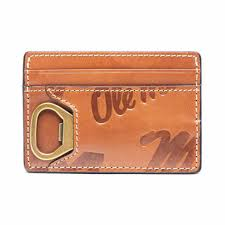 alumni wallet ole miss rebels wallets money checkbooks the official