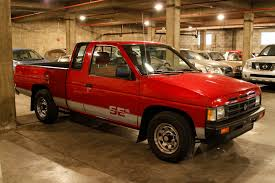 old nissan truck nissan talks about its truck history in first