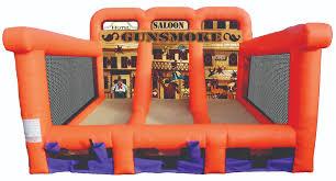 gunsmoke shooting gallery party rental dallas tx