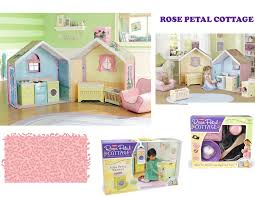 Dream Town Rose Petal Cottage Playhouse by September 2014 Adv91tanyahernandezgomez