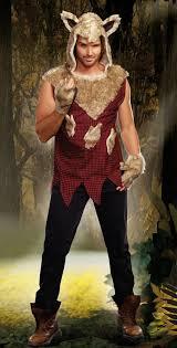 big bad wolf costume bad wolf costume for men