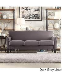fall is here get this deal on uptown modern sofa by inspire q