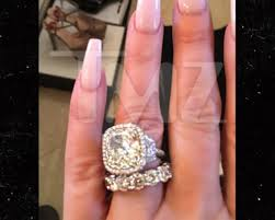 zolciak wedding ring how big is zolciak wedding ring popular wedding ring 2017