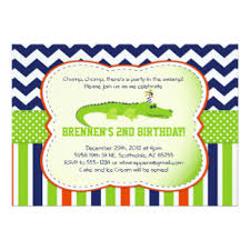 reptile birthday invitations u0026 announcements zazzle com au