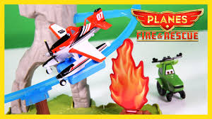 disney planes fire u0026 rescue wildfire rescue playset toy