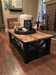 Wood Design Coffee Table by Best 25 Rustic Coffee Tables Ideas On Pinterest House Furniture