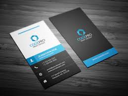 Mini Resume Business Card Vertical Business Card Photos Graphics Fonts Themes Templates