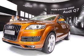 Audi Q7 2010 - 2010 audi q7 us models the best cars collections