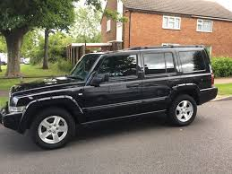 jeep commander 2010 used 2006 jeep commander v6 crd predator for sale in herts
