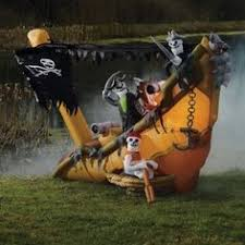 Outdoor Halloween Decorations Inflatables by Scary Outdoor Halloween Blow Ups The Best Yard Decorated For