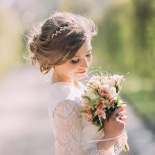 Hochsteckfrisurenen Hochzeit by Hochzeit Hübsche Frisuren Für Die Braut