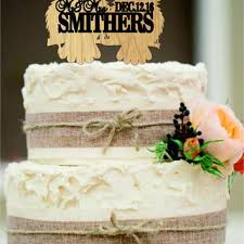 personalized cake topper family wedding cake topper and from customorderhouse on