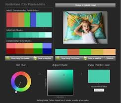 color scheme maker channel your inner color consultant handmadeology