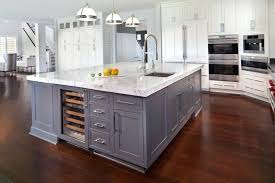 ideas for small kitchen islands small kitchen island with sink ideas property dishwasher regarding