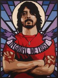 tim stephens wall murals tim stephens wallpaper wallsauce usa in grohl we trust wall mural