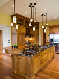 Modern Kitchen Pantry Cabinet Exciting Modern Kitchen Home Decoration Shows Harmonious Brown