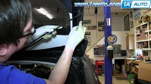 how to install replace sagging rear hatch support pistons 2007 12
