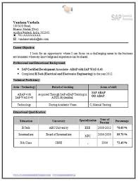 Ece Sample Resume by Cv Sample For Mechanical Engineer Fresher