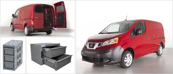 Nissan Nv200 Interior Dimensions Nissan Nv200 Compact Cargo Adrian Steel Products 2013