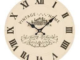 kitchen wall clock for your awesome kitchen decoration