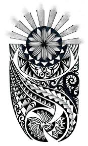 tribal patterns for tattoos 1000 ideas about polynesian