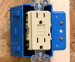 how does a gfci outlet work inside edison