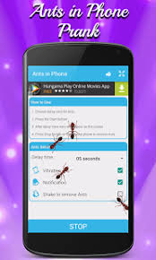 ants in phone apk ants in phone prank android apps on play