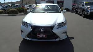lexus dealer reno used one owner 2016 lexus es 350 carson city nv carson city toyota