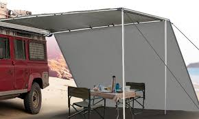 Awning Roof Car Side Awning Roof Rack Tent Groupon