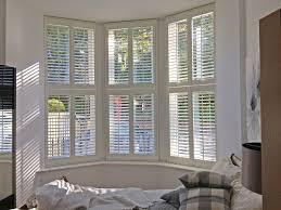 victorian bay window shutters georgian traditional uk