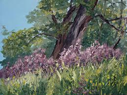 Cottonwood Tree Flowers - cottonwood tree paintings fine art america