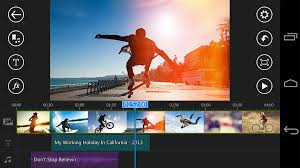 powerdirector video editor app for android free download and