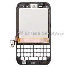 Lcd Q5 blackberry q5 lcd screen and digitizer assembly with frame etrade