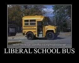 Short Bus Meme - 90 miles from tyranny riding the short bus