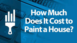 estimate cost to paint interior of house home design