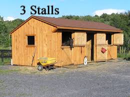 Shed Barns Horse Run Ins U0026 Horse Barns Scarborough Fair A Unique Store On