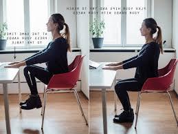 leg exercises at desk good leg exercises sitting at desk 5 how to exercise while sitting
