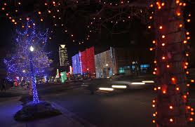 automobile alley christmas lights holiday lights