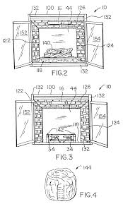 Cfm Corporation Fireplace by Patent Us7826727 Electric Fireplace Google Patents