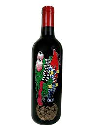 anniversary wine bottles joseph george wines santa skateboards 40th anniversary