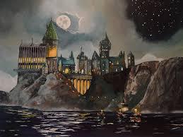 hogwarts art fine art america