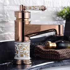 one gold bathroom faucets discount 126 99